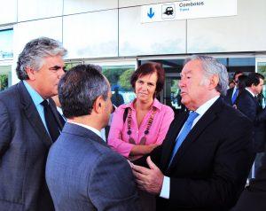 """Os dois equipamentos serão colocados ao serviço do comunidade """"no primeiro trimestre de 2017"""", assegura Basílio Horta"""