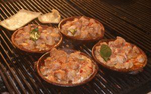Na gastronomia, a Carne de Porco à moda das Mercês, continua a ser um dos cartões de visita da feira