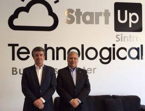 Paulo Veríssimo deixa o cargo de Presidente da Associação Empresarial de Sintra para assumir a vice-Presidência da Startup de Sintra