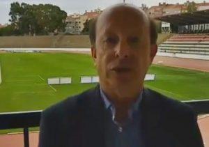 Presidente do Real Sport Clube, Adelino Ramos