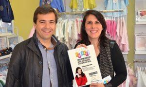Com esta iniciativa pretende-se incentivar os consumidores a realizarem as suas compras nas lojas de proximidade