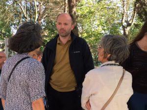 """""""O elevado número de alojamentos e a escassez de espaços verdes de uso público que esta área apresenta, torna urgente a criação de estruturas verdes – Parques Urbanos -, de modo a melhorar a qualidade de vida dos residentes"""" argumenta a CDU"""