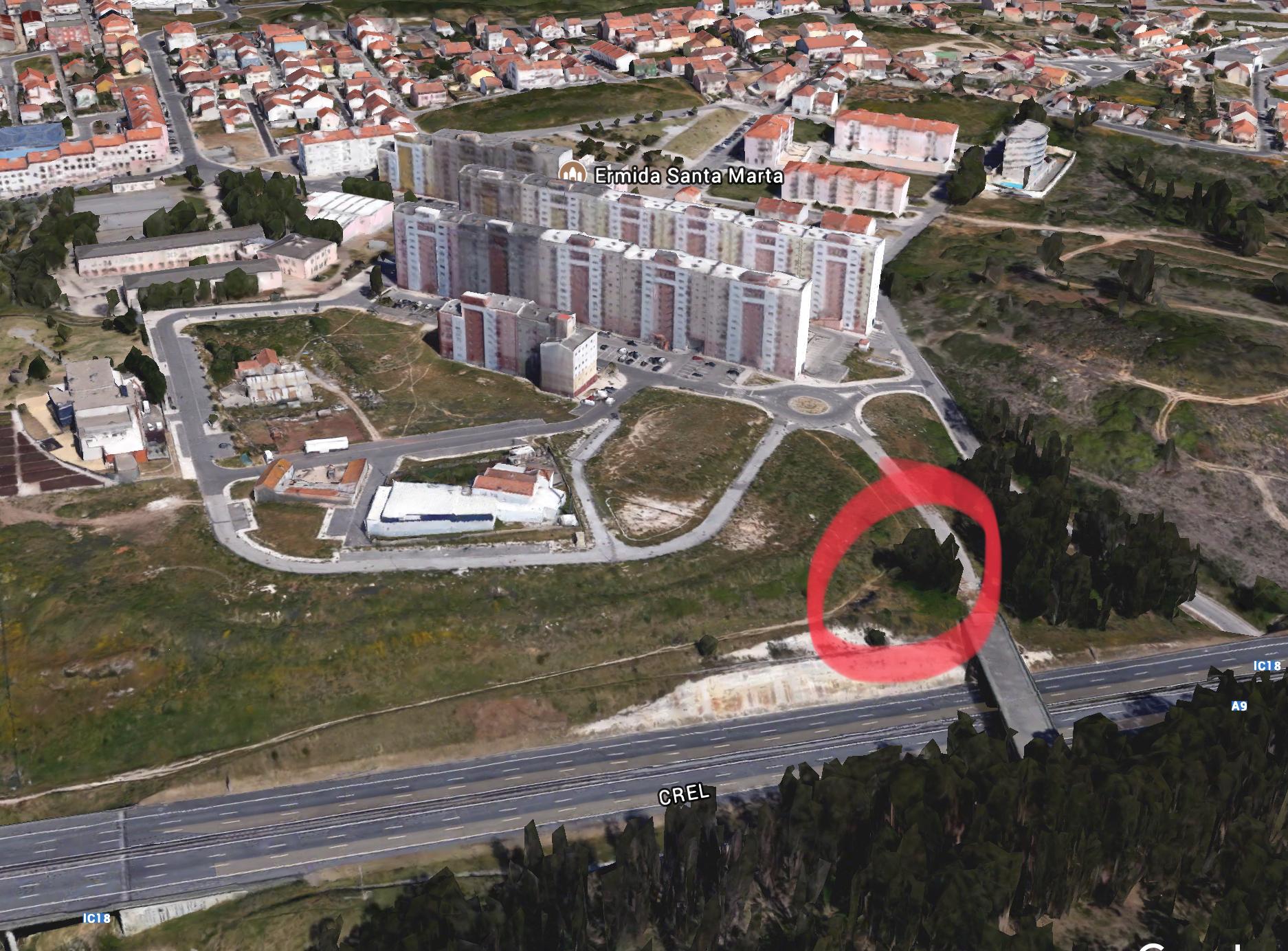 Autoridades fazem buscas em Sintra devido a alerta de criança desaparecida
