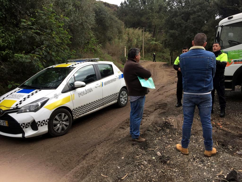 Sintra encerra locais de deposição de resíduos de construção - Sintra Notícias - Sintra Notícias