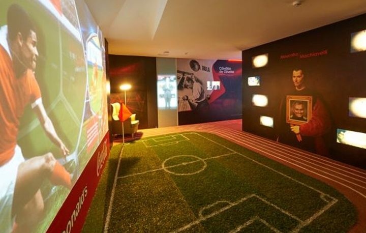 NewsMuseum inaugura exibição aos melhores momentos do Desporto - Sintra Notícias